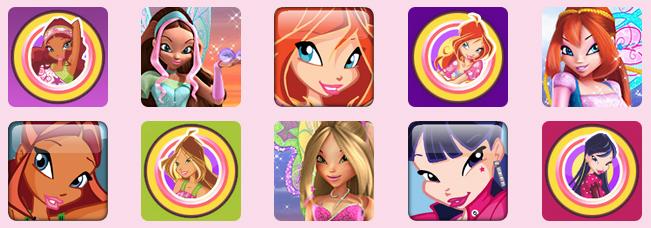 Аватарки Клуб Винкс на все случаи