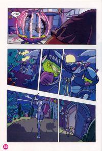 Комикс Клуб Винкс: Мальчишки из Редфонтайн - слайд 22