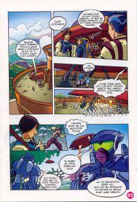 Комикс Клуб Винкс: Мальчишки из Редфонтайн - слайд 23