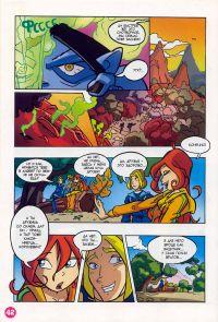 Комикс Клуб Винкс: Мальчишки из Редфонтайн - слайд 40