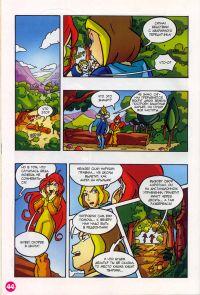 Комикс Клуб Винкс: Мальчишки из Редфонтайн - слайд 42