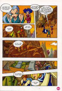 Комикс Клуб Винкс: Мальчишки из Редфонтайн - слайд 51