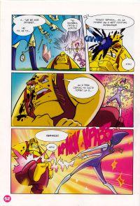 Комикс Клуб Винкс: Пленница тьмы - слайд 50