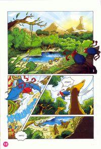 Комикс Клуб Винкс: Проишествие на черном болоте - слайд 12