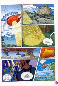 Комикс Клуб Винкс: Проишествие на черном болоте - слайд 55